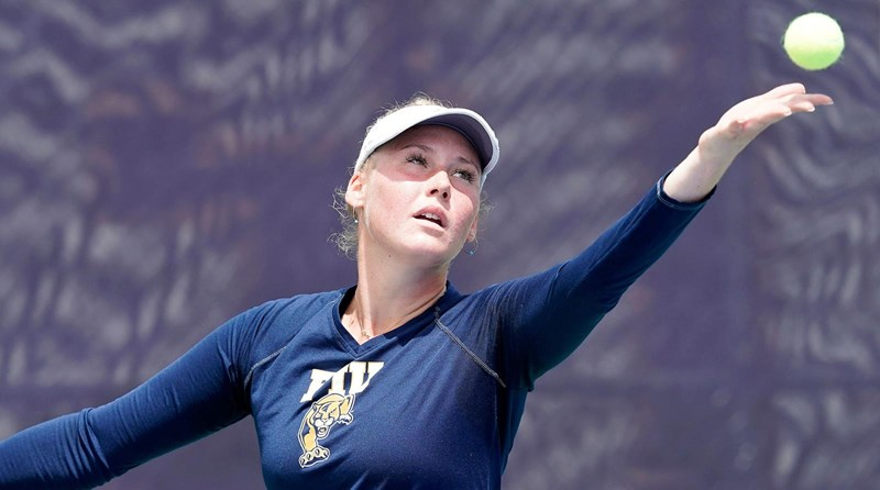 FIU Tennis Advances at C-USA Championships