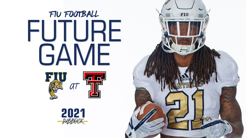 Football Schedules 2021 Game At Texas Tech Fiu Athletics