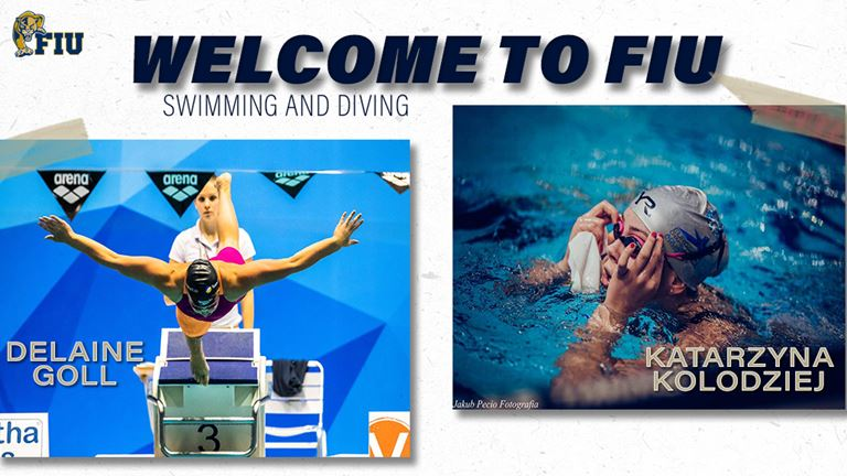 Women's Swimming and Diving - FIU Athletics